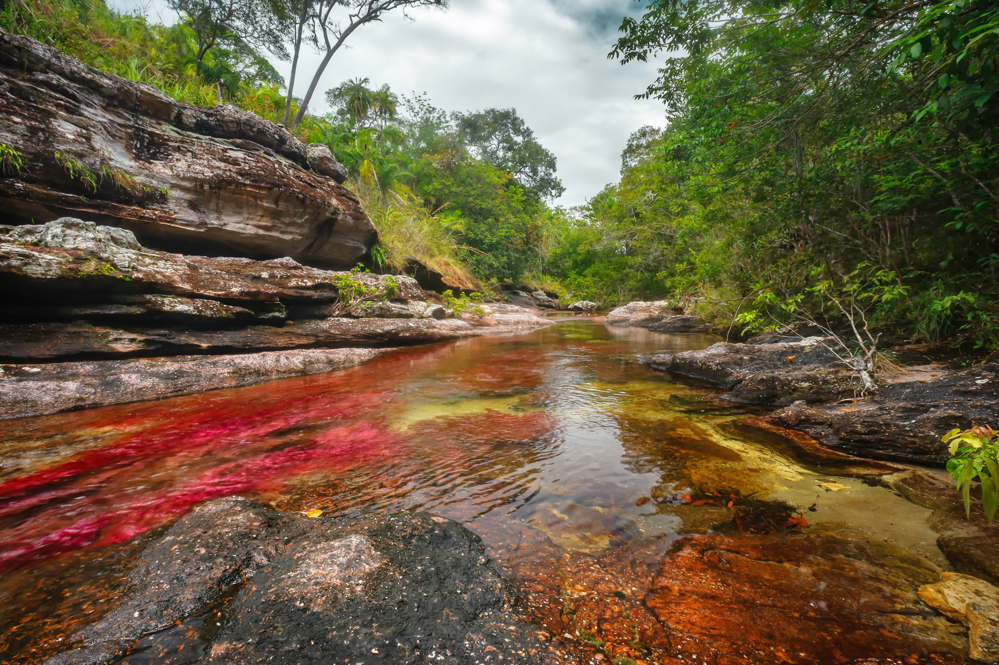 Ca o cristales images frompo - Cristales de colores ...